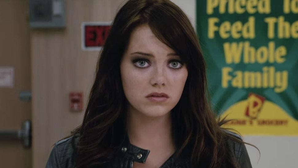 Emma Stone Zombieland