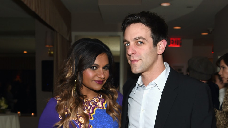 Did Mindy Kaling B J Novak Date The Office Stars Have