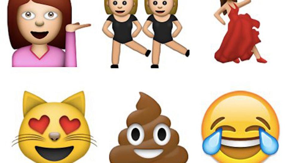 Emoji ladies night