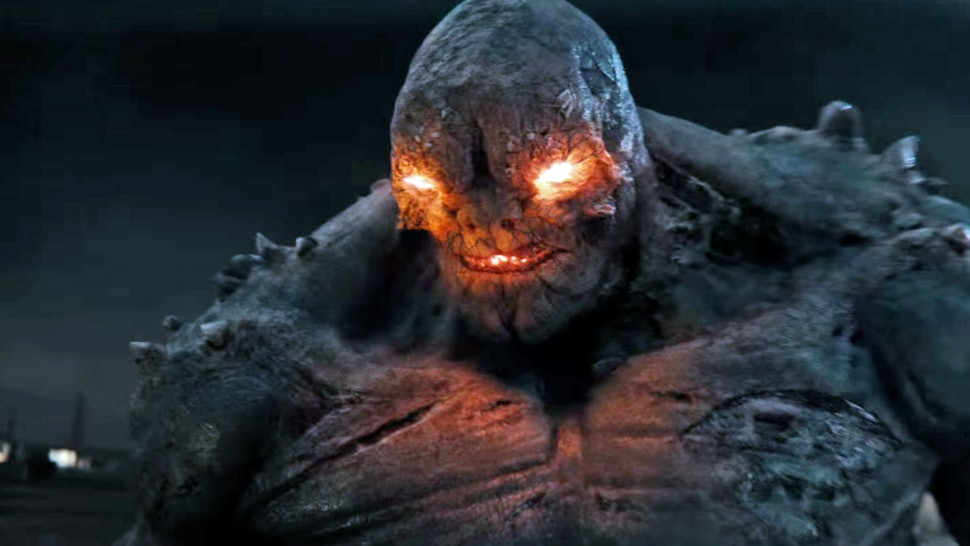 The Actor Who Plays Doomsday In Batman V Superman Has Quite A Resume
