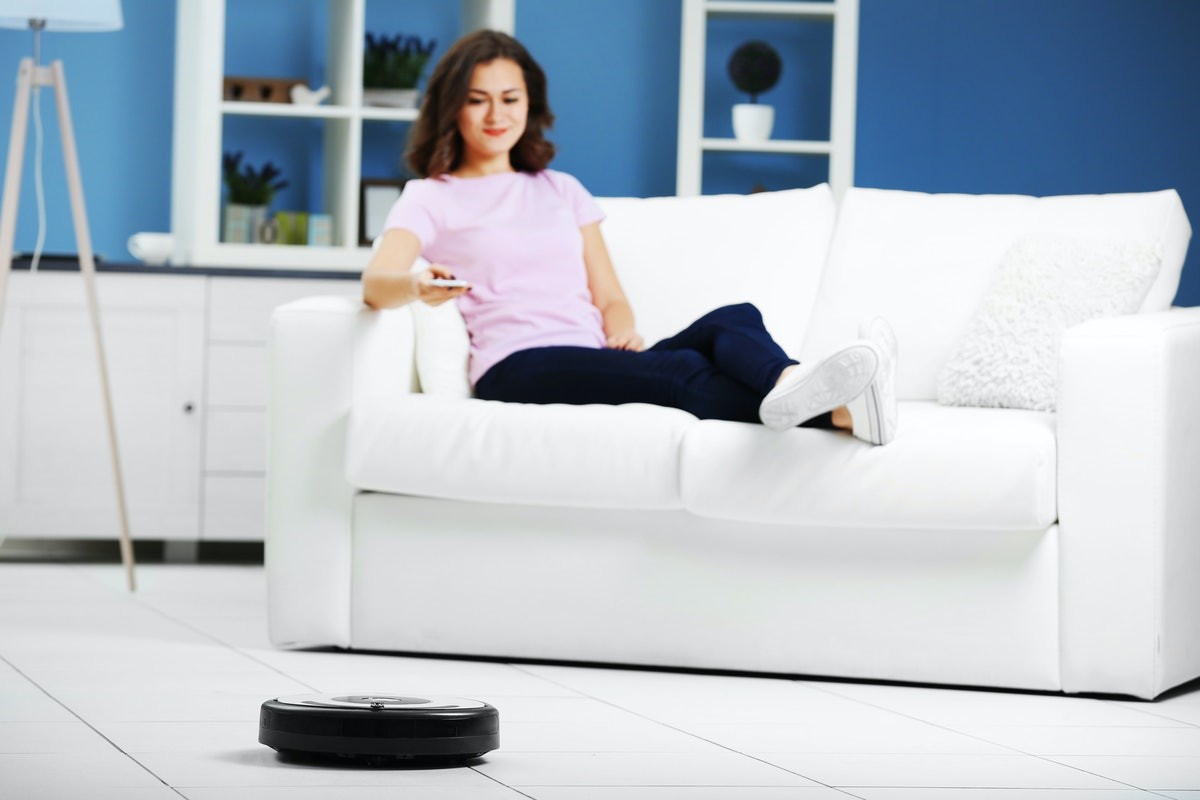 8 Best Robotic Cleaners For Hardwood Floors, Windows & More That Do The Work For You