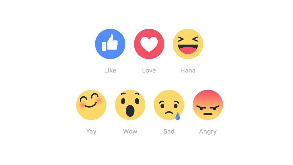 What Do Facebook Reactions Faces Mean Heres The Perfect Time To Bust Out Each Emoji