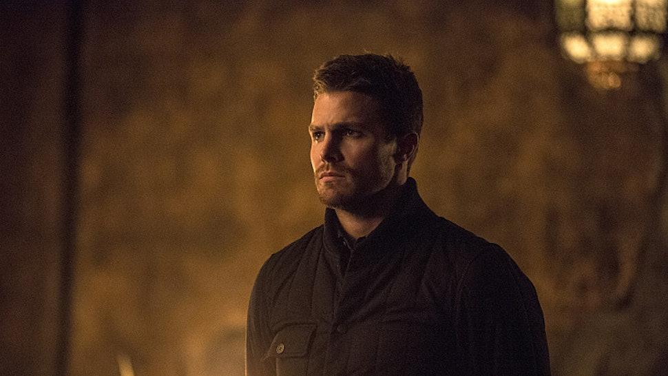 Oliver Joins The League Of Assassins On 'Arrow' As Al Sah