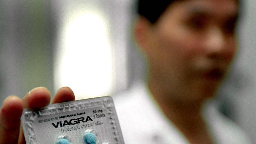 can female take male viagra