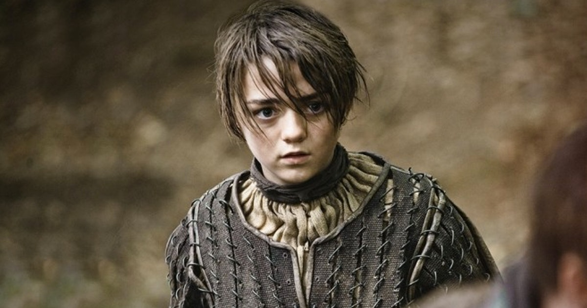 Game Of Thrones Maisie Williams Talks The Evolution Of Arya