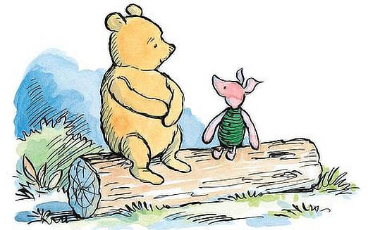 on a a milne s winnie the pooh anniversary 10 life lessons from rh bustle com Winnie the Pooh Face Clip Art Winnie the Pooh Face Clip Art