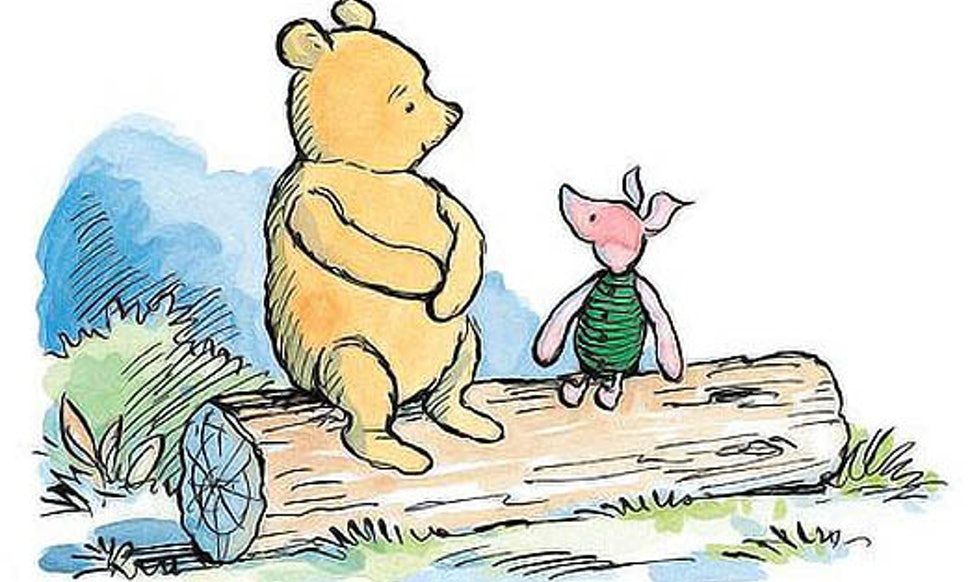 On A Milne S Winnie The Pooh Anniversary 10 Life Lessons From Hundred Acre Wood