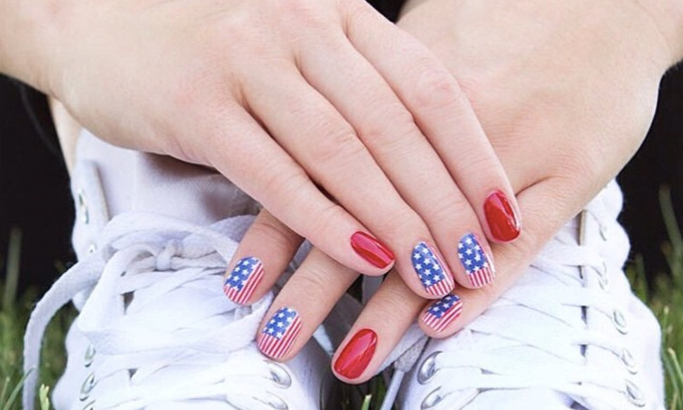 17 Fourth Of July Nail Art Ideas To Finish Off Your Patriotic Outfit