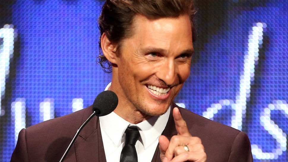 Matthew Mcconaughey S Lincoln Car Commercial With Big Bull Has The