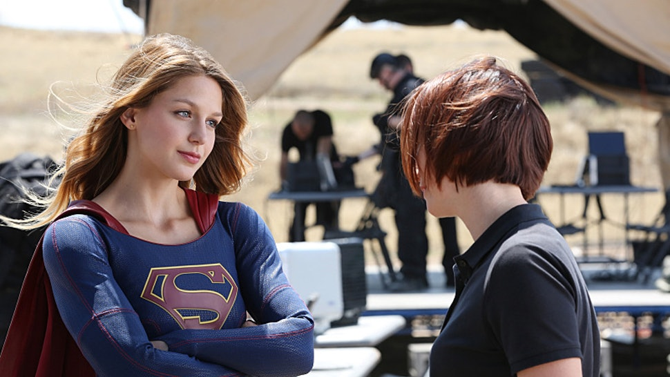 Dean Cain & Helen Slater Play The Danvers On 'Supergirl