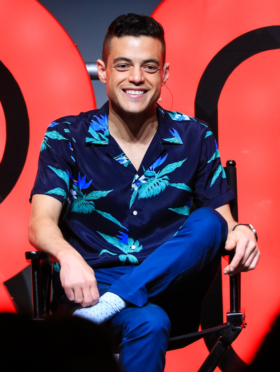 Image result for rami malek sami malek