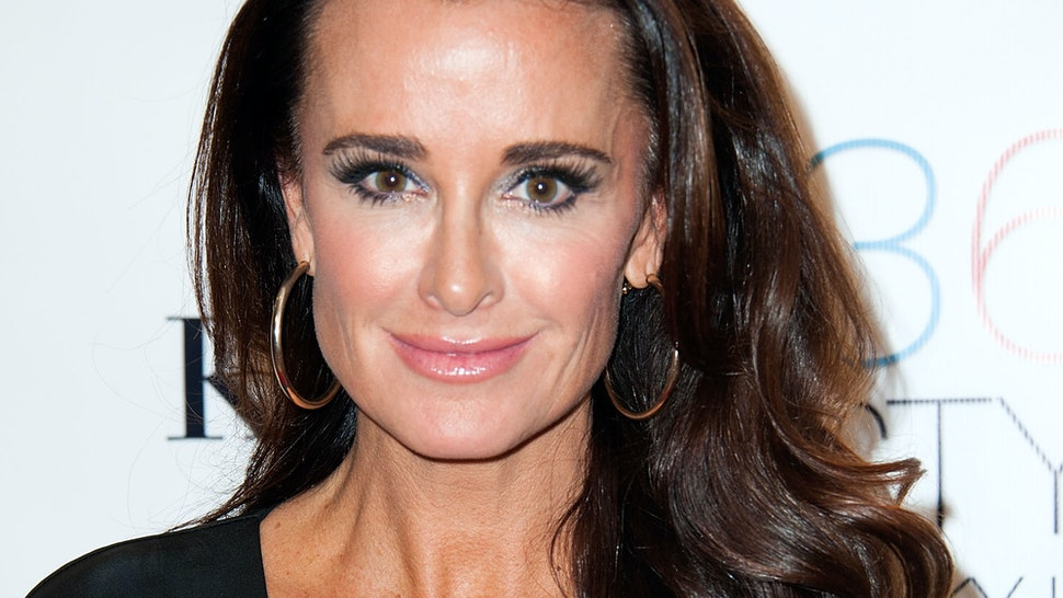 What Did Kyle Richards Do Before Real Housewives Of Beverly Hills