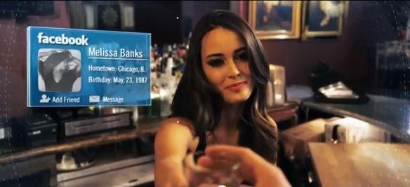 Google glass dating app