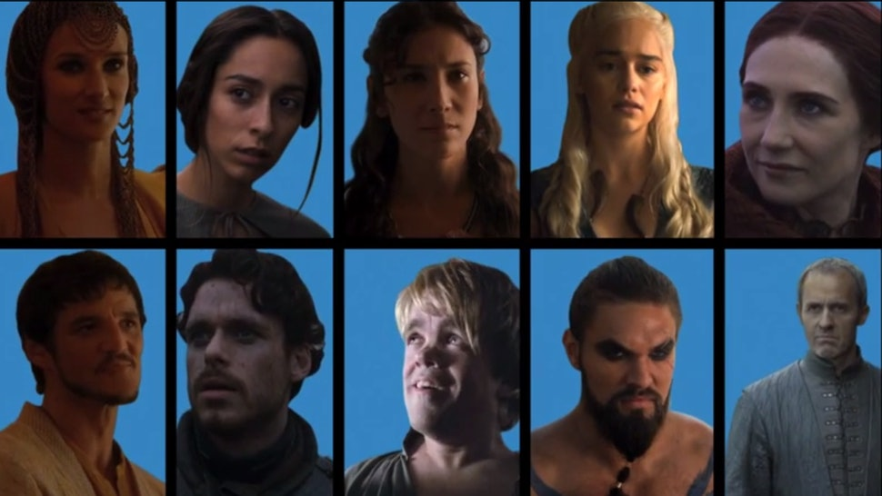 Game of Thrones' Meets 'The Brady Bunch' in A Mashup You