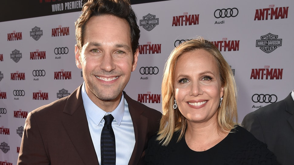 Who Is Paul Rudds Wife Julie Yaeger Her Actor Husband Keep