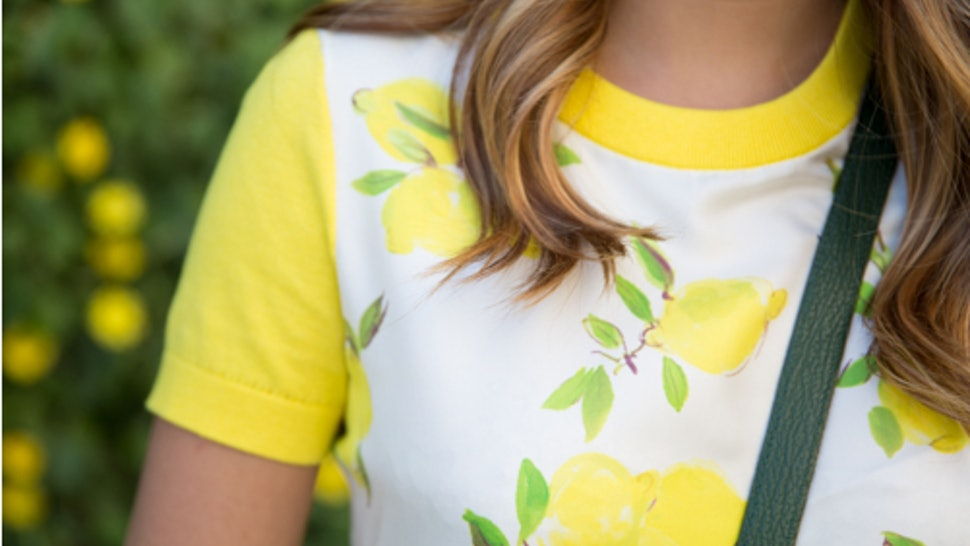 5427e729079 9 Fruit Printed Clothing Options In Case You re Already Tired Of Springtime  Florals