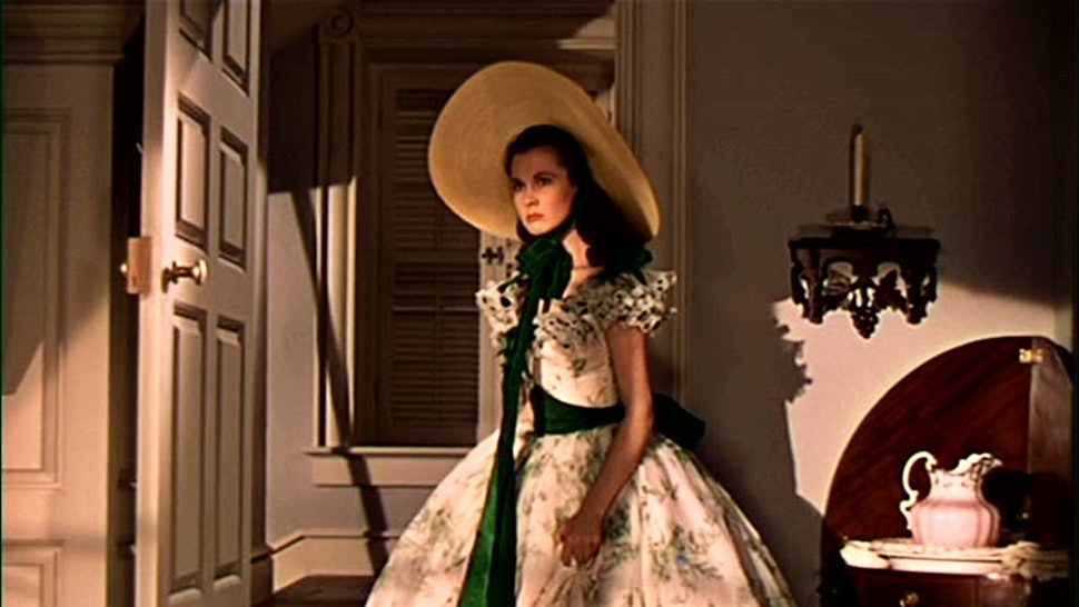 Decrypting Scarlett Oharas 7 Most Iconic Gone With The Wind Outfits
