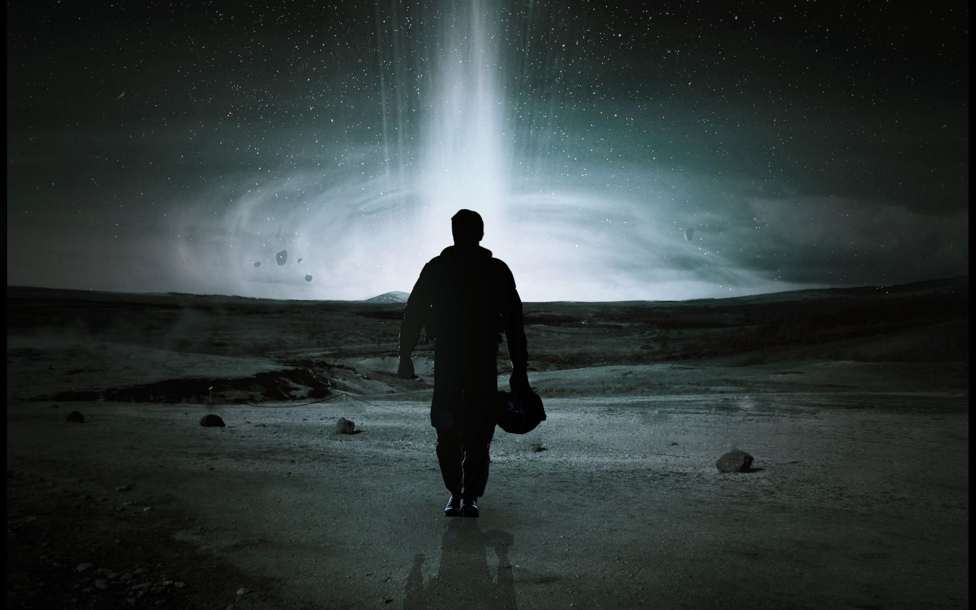 how does time work in interstellar what about wormholes