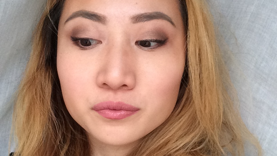 I Wore Makeup Every Day For A Week For The First Time & This Is What Happened — PHOTOS