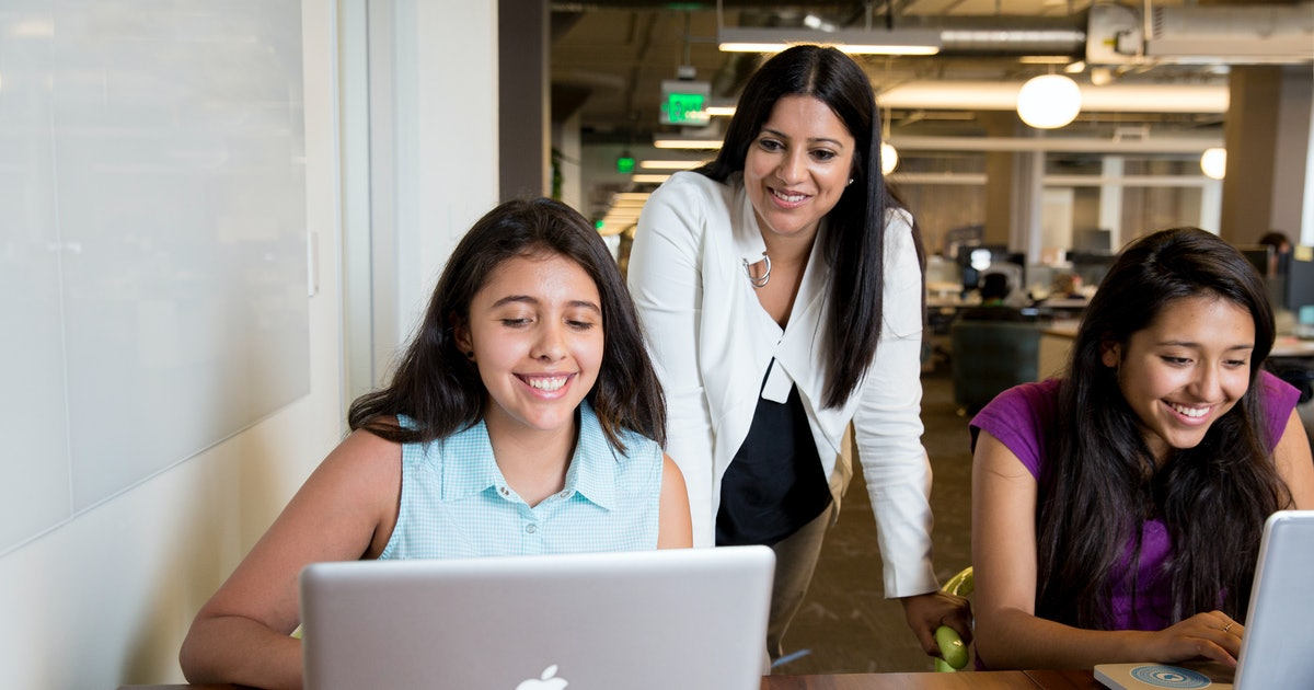 The Founder Of Girls Who Code Will Stop At Nothing To Improve Lives For Women