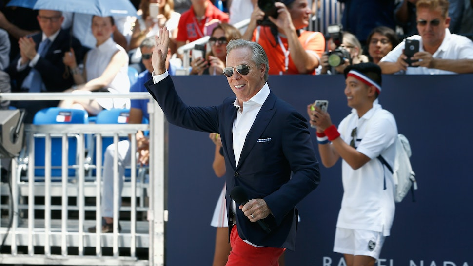 The Casual Tennis Fans Nostalgia For >> Tommy Hilfiger Is Not A Fan Of Today S Tennis Clothes Here S Why