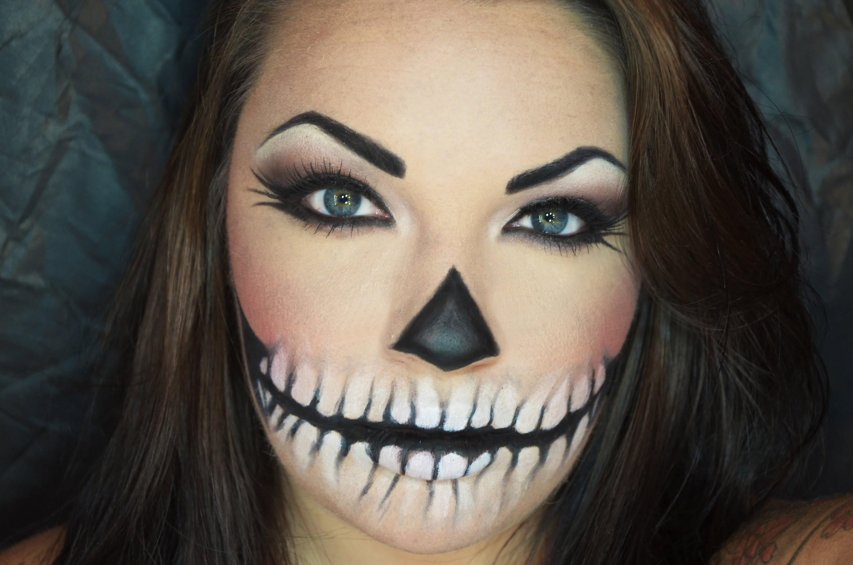 7 easy sexy halloween makeup tutorials to inspire your costume 7 easy sexy halloween makeup tutorials to inspire your costume videos baditri Image collections