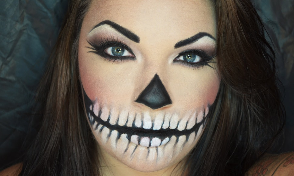 7 easy sexy halloween makeup tutorials to inspire your costume videos