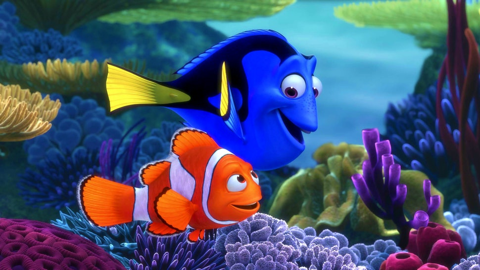 14 'finding nemo' quotes to remind you to just keep swimming