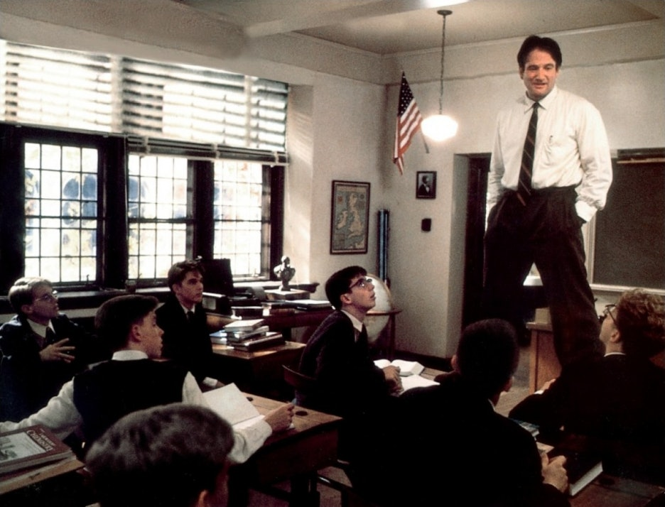dead poets society moral of the story
