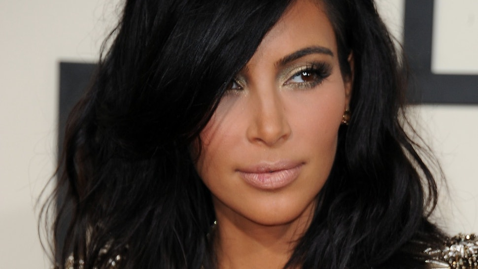 Kim Kardashian Makeup Tutorials Are Coming, So It's Time To