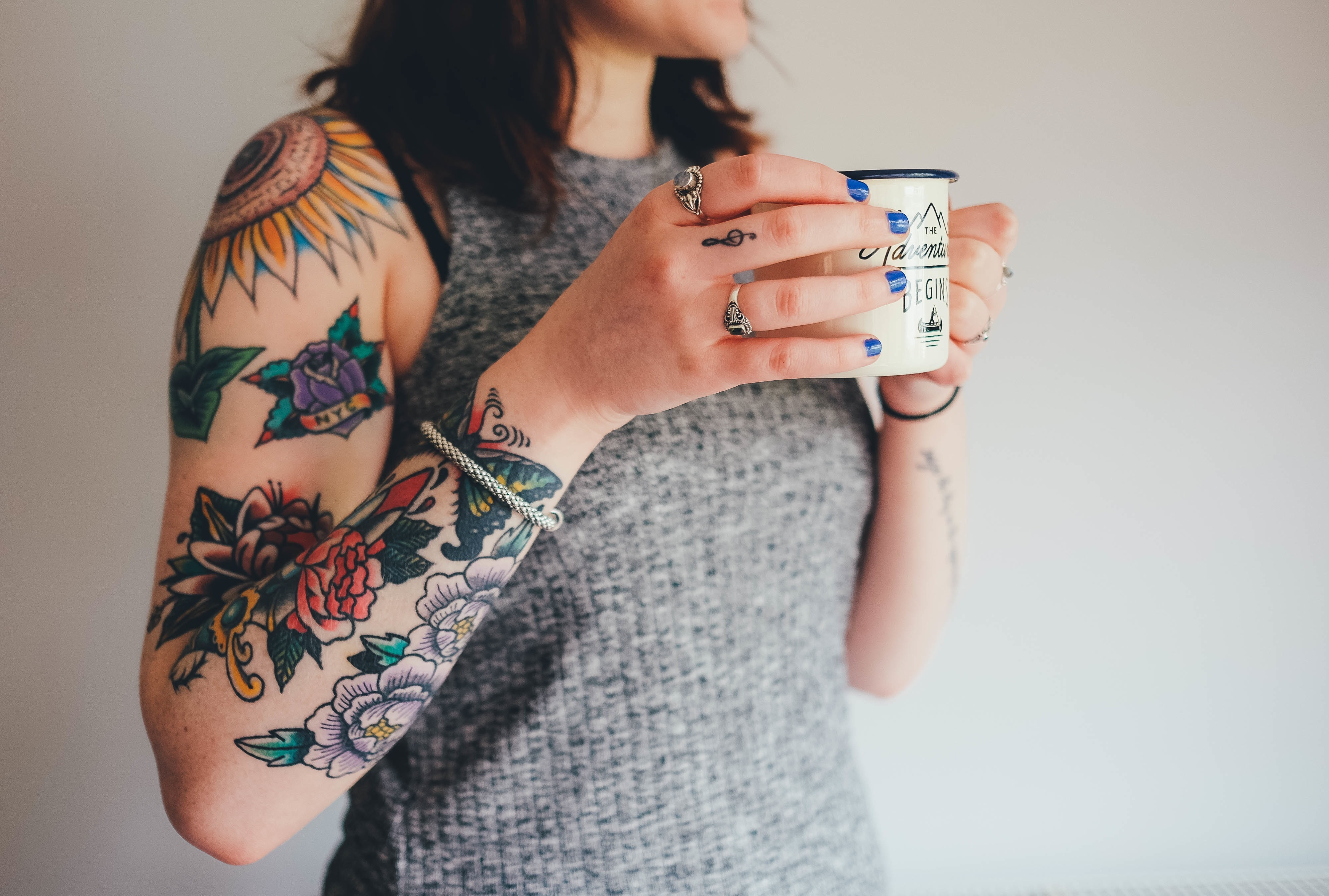Clean skin no tattoo dating