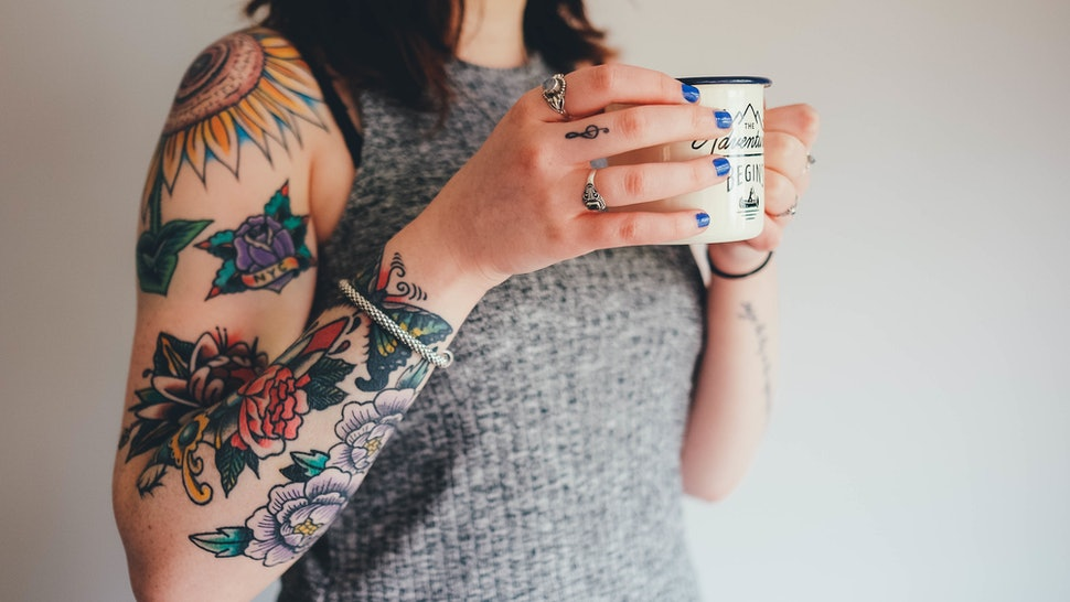 5 Natural Treatments That Heal Tattoos Quickly So Your Ink Stays