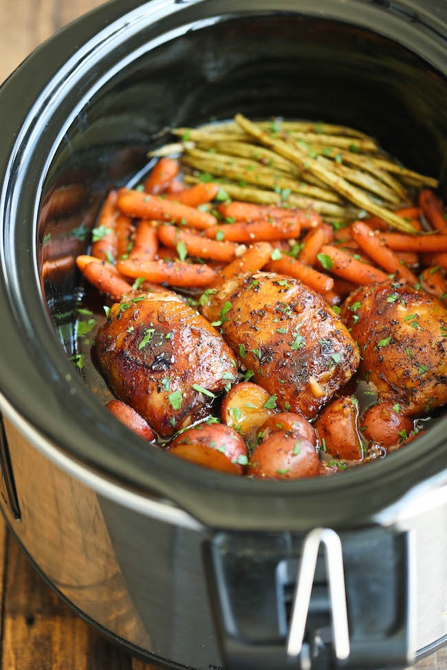 12 Crock Pot Recipes For Two People Because Dinner Should Always