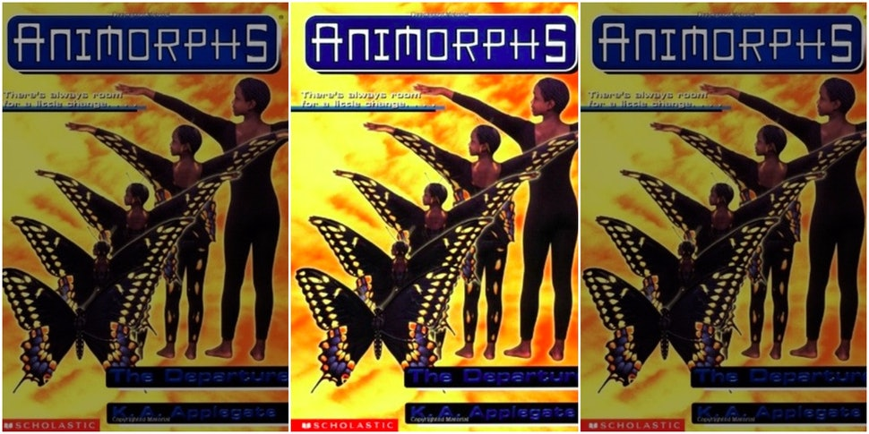 The 10 Best Books In The Animorphs Series According To A 90s Kid