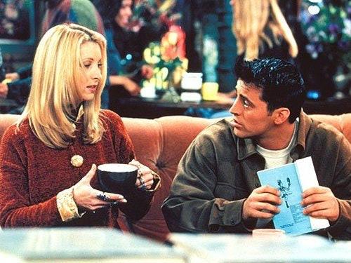 Joey a phoebe