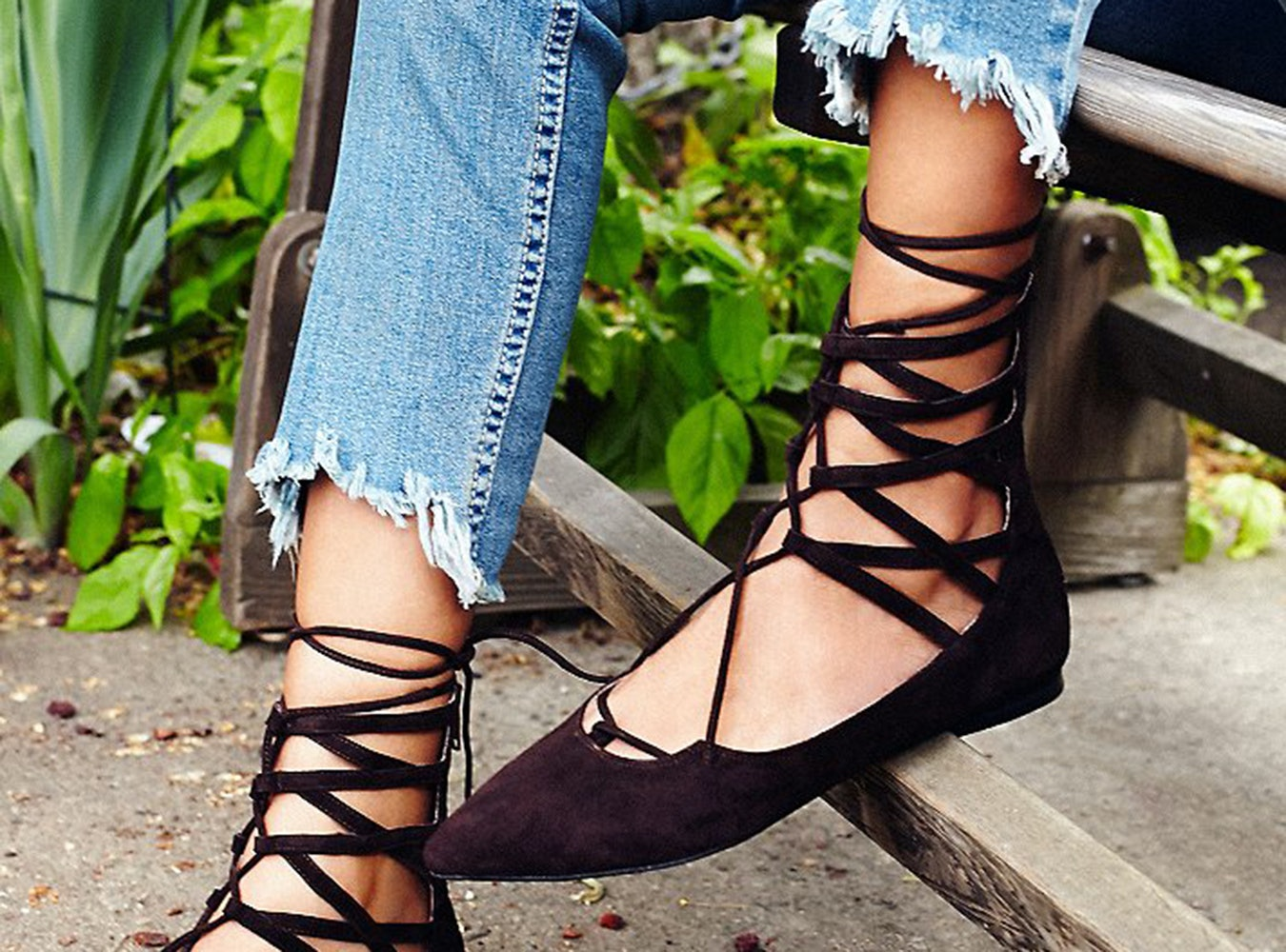 4bab2545f4c1d 9 Lace Up Shoes To Start Wearing Now And Into Fall