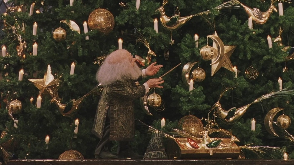 Harry Potter Christmas.8 Harry Potter Inspired Holiday Traditions You Can Start