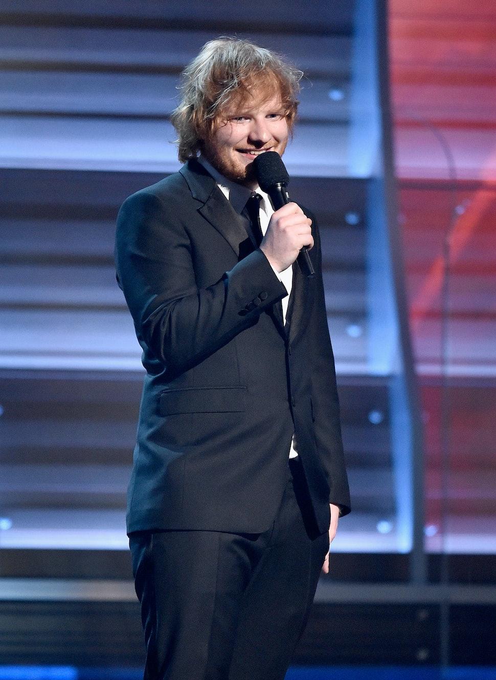 Who Is Cherry Seaborn Ed Sheeran S Girlfriend Has An Impressive