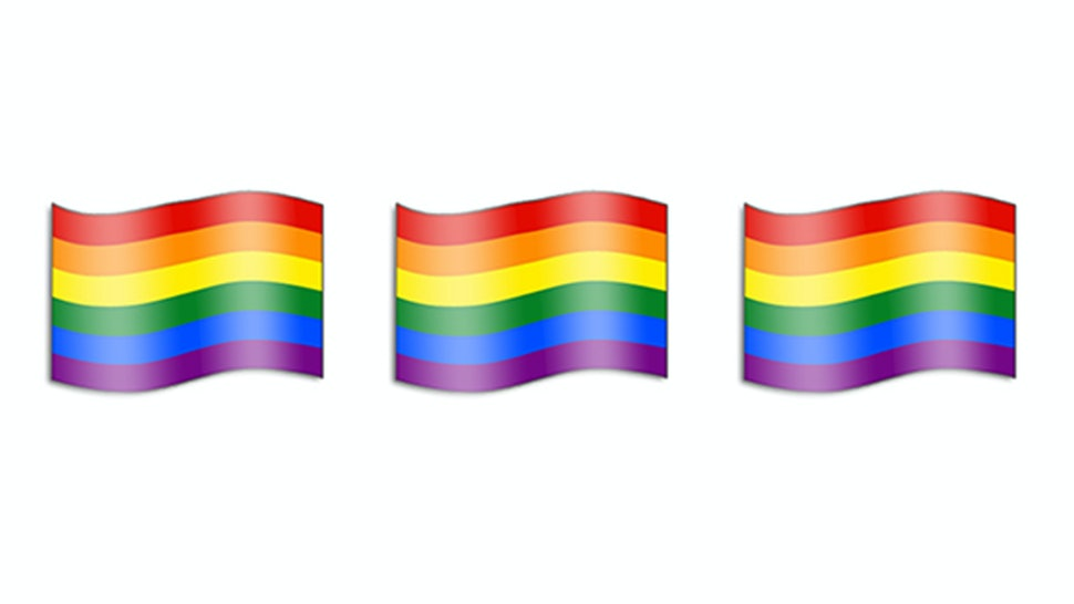 Wheres The Rainbow Pride Flag Emoji Why The Iconic Gay Rights