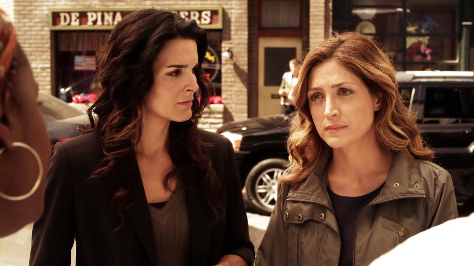 Rizzoli And Isles Season 7