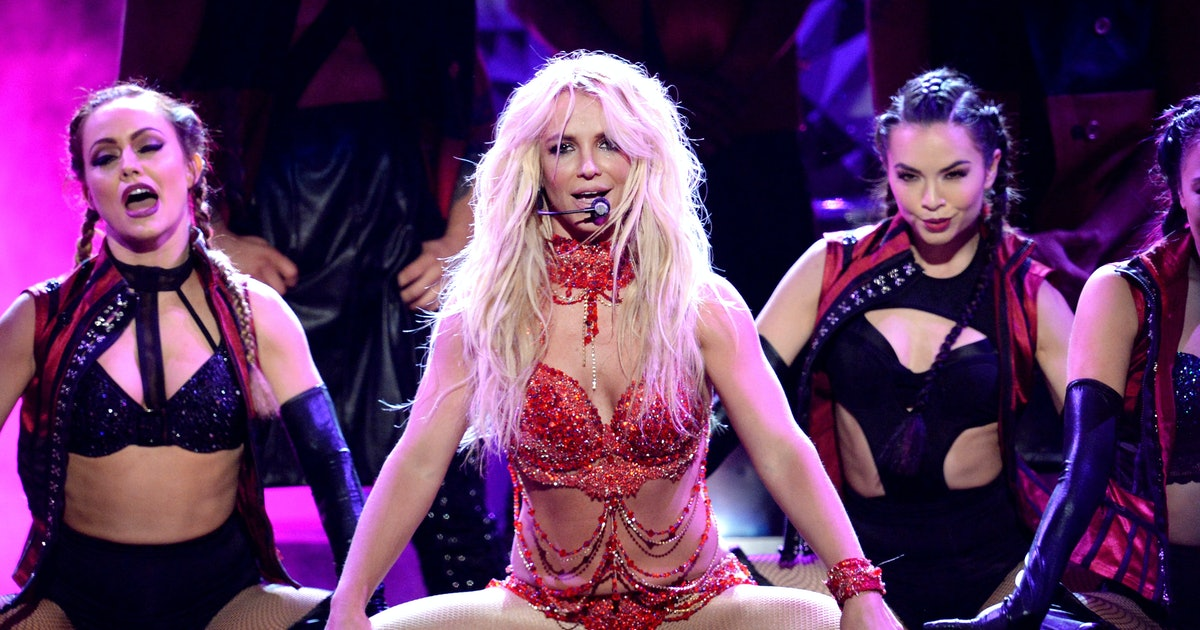 Britney Spears Will Perform At The 2016 Mtv Vmas To Remind Us All Why She S Queen Of Pop