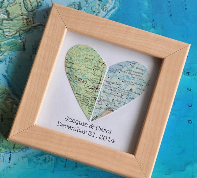 11 Gay Marriage Wedding Gifts For Same Sex Couples That Celebrate