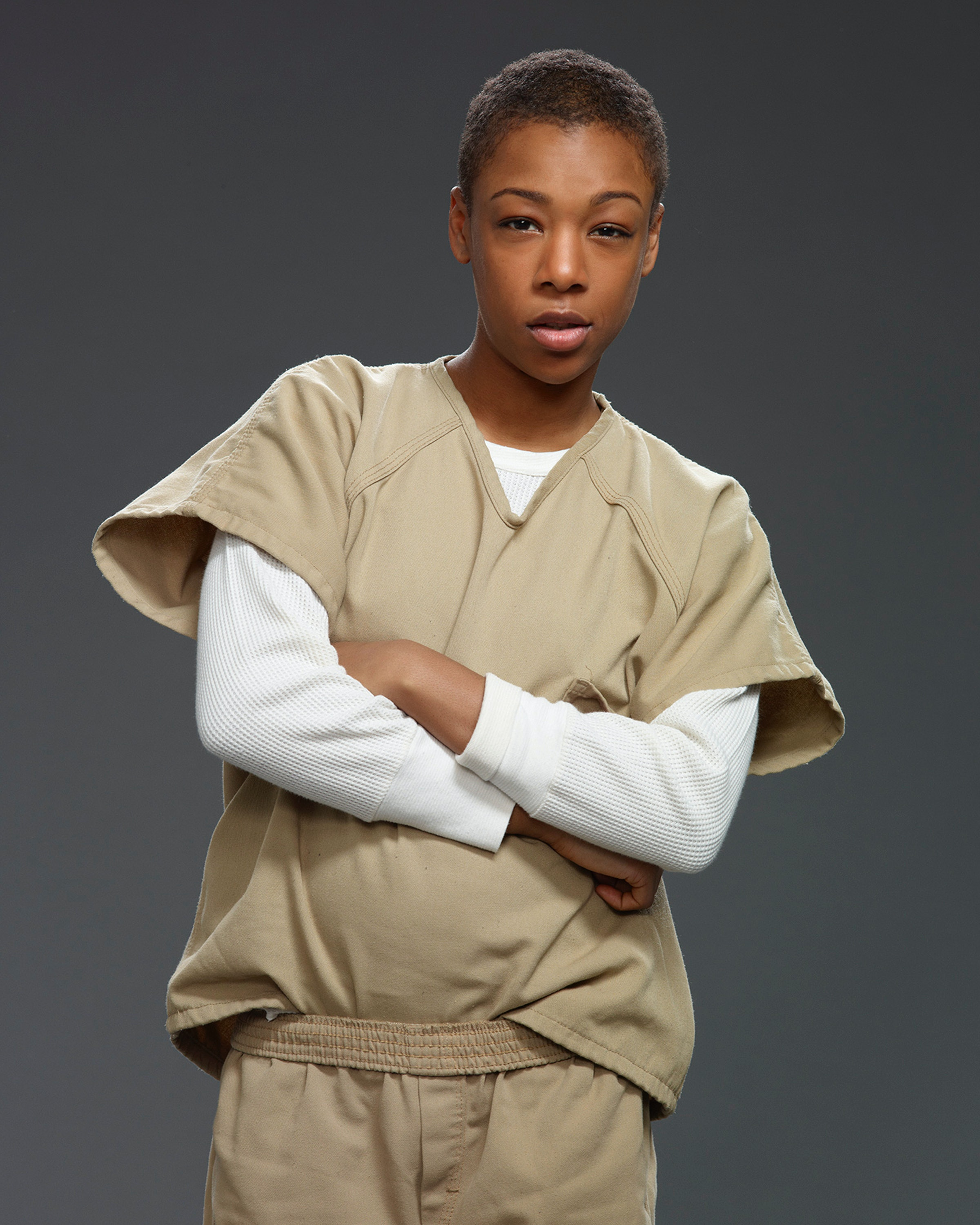 Orange is the new black author dating poussey
