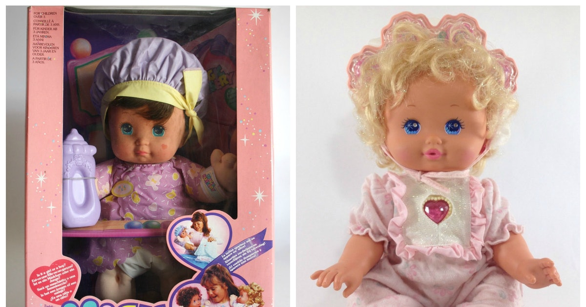 13 Dolls From The 90s You Totally Forgot About Because Sally Secrets Rocked Our Worlds