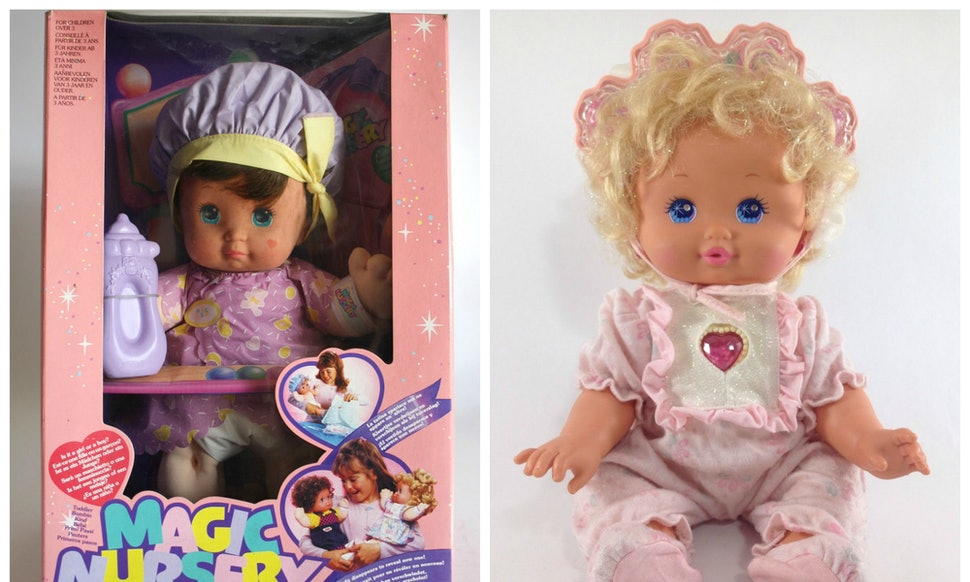 1984 Toys For Girls : Dolls from the s you totally forgot about because