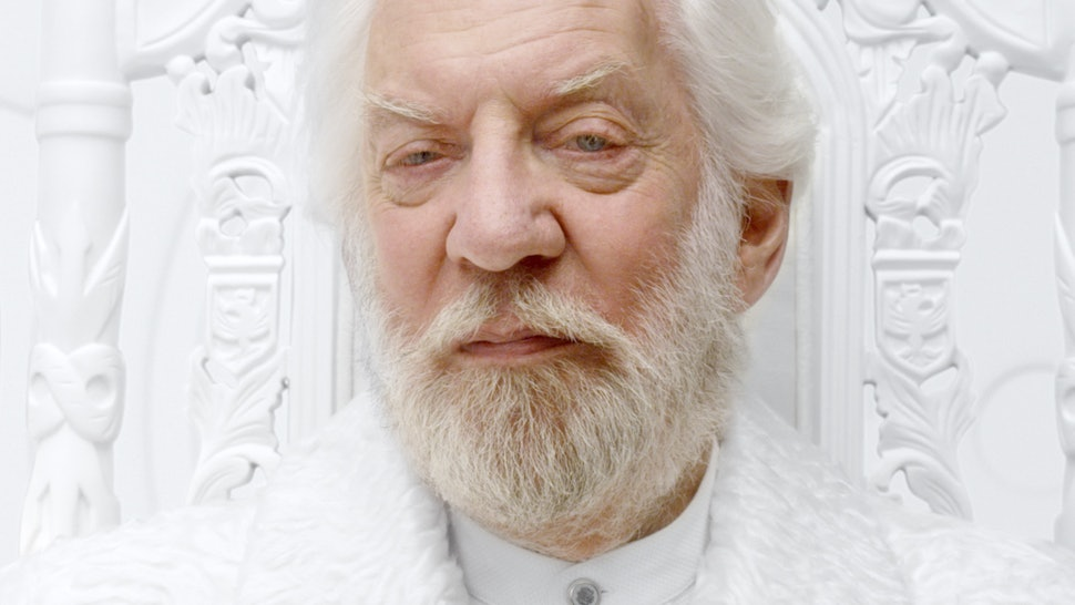 15 Creepy President Snow Quotes From 'The Hunger Games' to ...