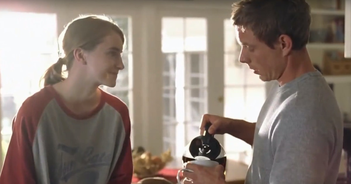 That Folgers' Brother, Sister Christmas Commercial Has