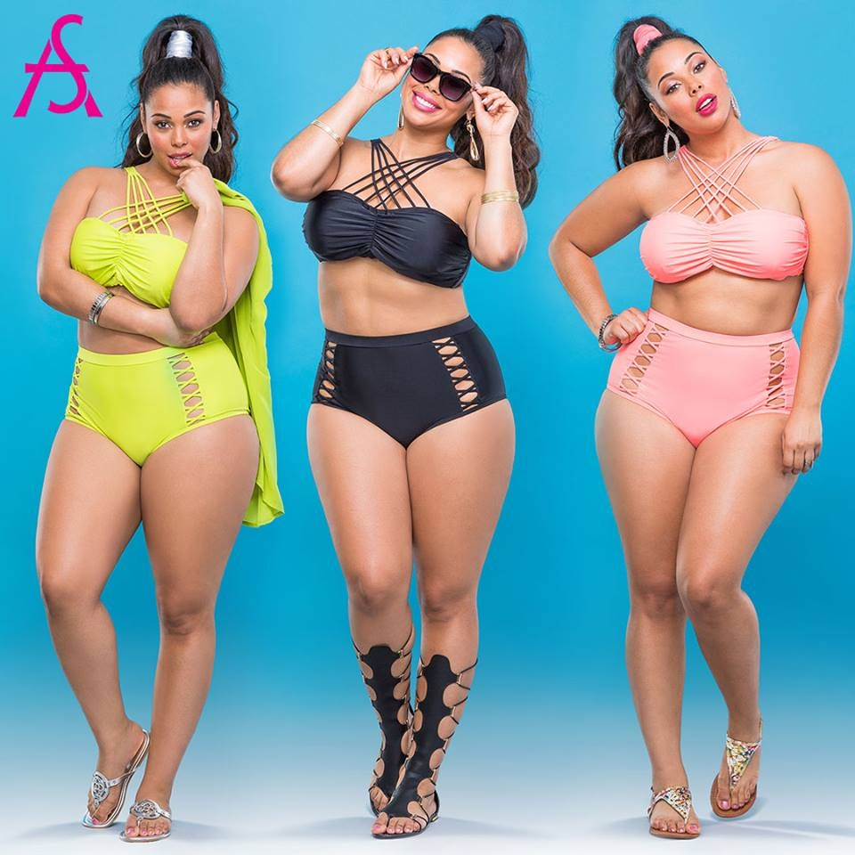 78e3470d53ca3 17 Plus Size Swimwear Styles To Consider Rocking Unapologetically This  Season — PHOTOS