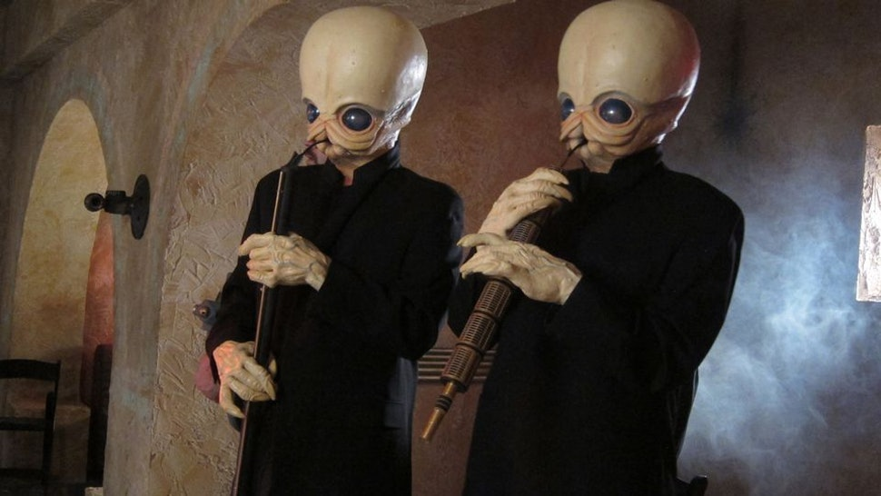 Star Wars New Cantina Songs Compared To The Old Ones Prove Alien