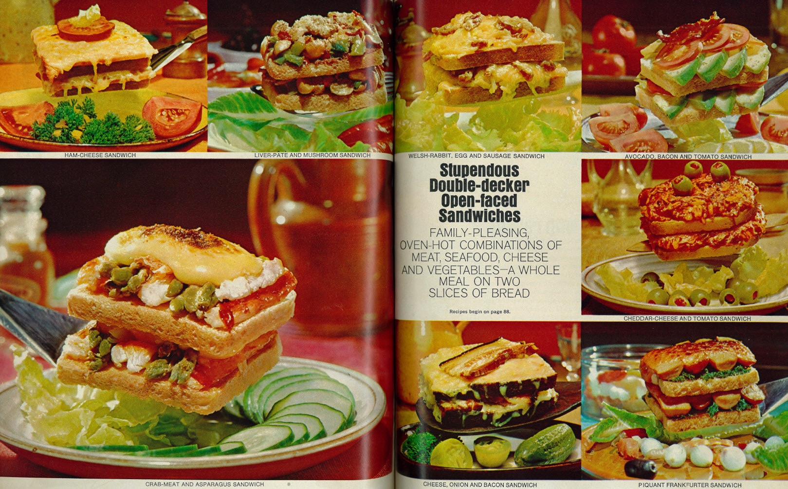 9 Vintage Recipes That Are So Weird, You Won\u0027t Believe They